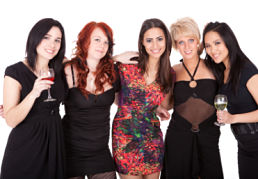 Hen Party Photo Shoot