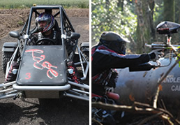 Rage Buggies & Paintball