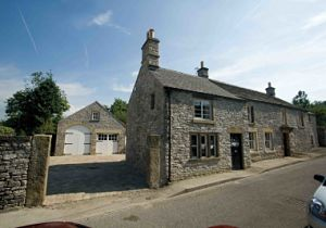 Group Accommodation Luxury House in Calver HDK